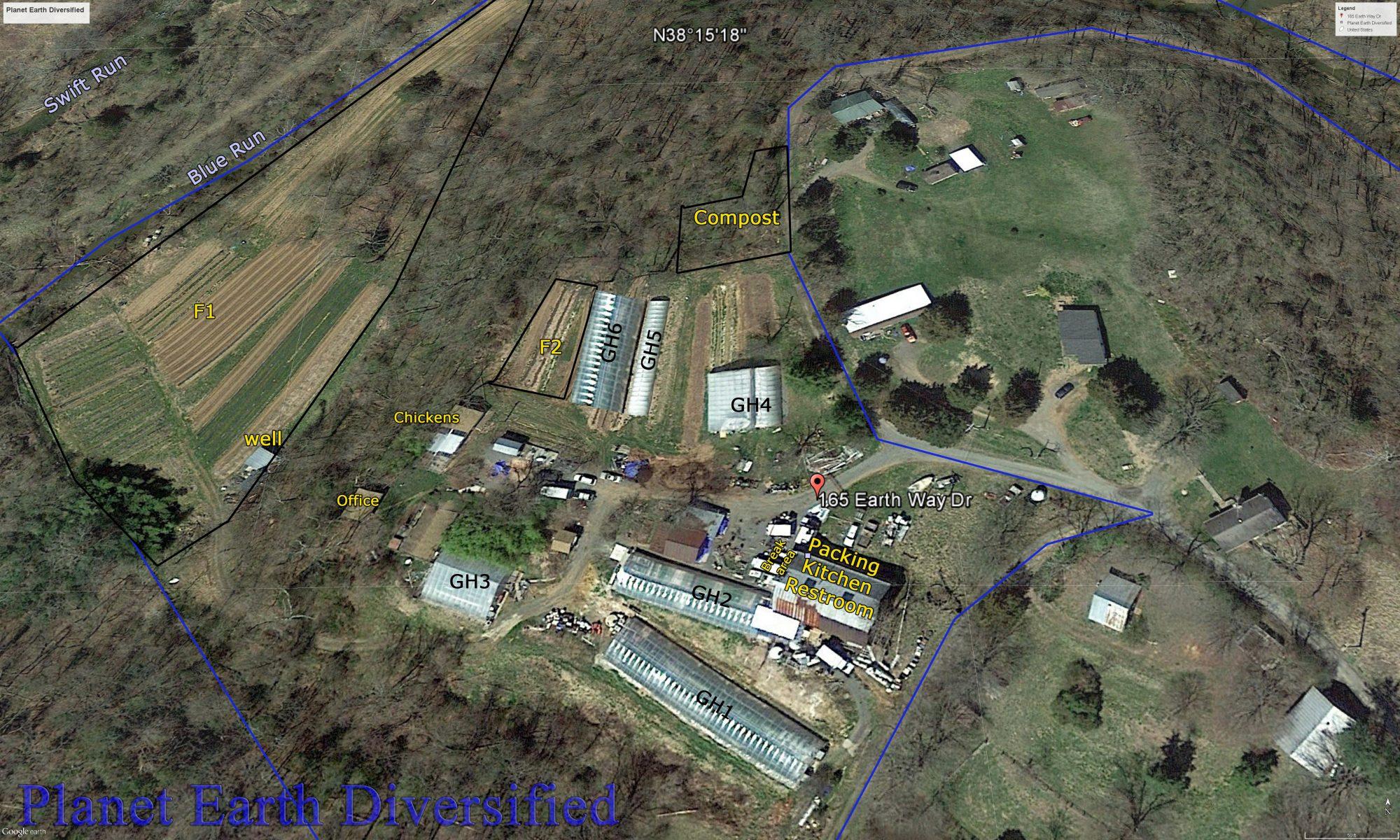 Google Earth PED